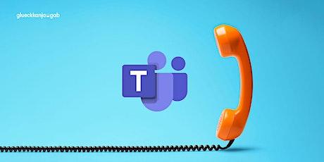 Executive Briefing: Telefonie mit Teams entradas
