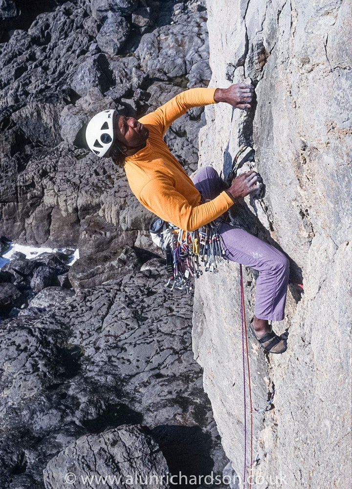 ShAFF Online – Trevor Massiah: On & Off The Rocks, with Niall Grimes image