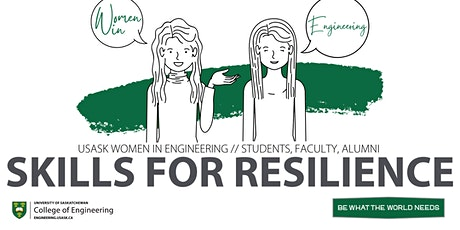 Women in Engineering: Skills in Resilience tickets