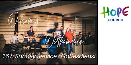 Sunday Service / Gottesdienst Tickets
