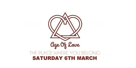 Age Of Love 2 - '4th time's a charm' tickets