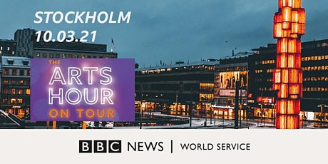 The Arts Hour 'Virtually' on Tour in Stockholm tickets