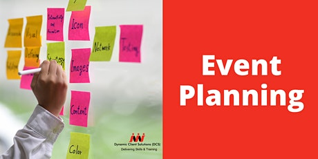 Register your Interest: NCFE Level 2 Certificate in Event Planning (Online) tickets