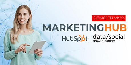 Hubspot Marketing: Un demo en vivo para triunfar en el mundo del marketing entradas