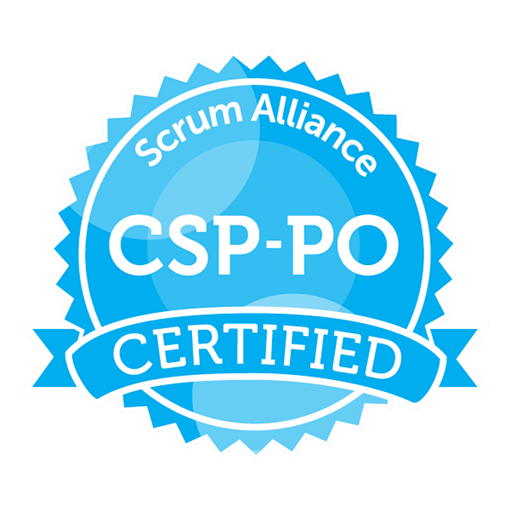 Certified Scrum Professional® - Product Owner (CSP®-PO): Bild