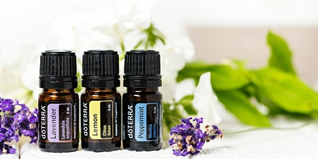 Essential Oil Experience - 6 days of experiencing dōTERRA Essential Oils tickets