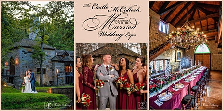 May 2021 - Eat, Drink, And Be Married Wedding Expo @ Castle McCulloch tickets