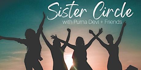 Sister Circle  w/Purna Devi + Friends tickets