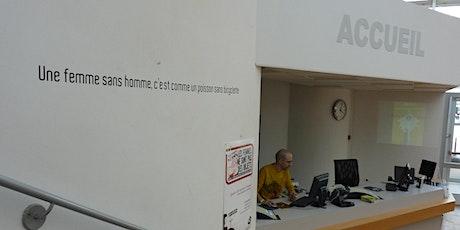 """Journée BUApro :  une """"découverte engagée"""" à distance de la BU d'Angers billets"""