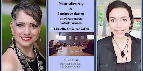 Neurodiversity & Inclusive Dance Environments tickets