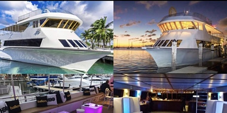 #CRAZY PARTY in MIAMI #YACHT #VIP tickets