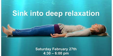 Mindful Movement & Yoga Nidra (Deep Relaxation) tickets