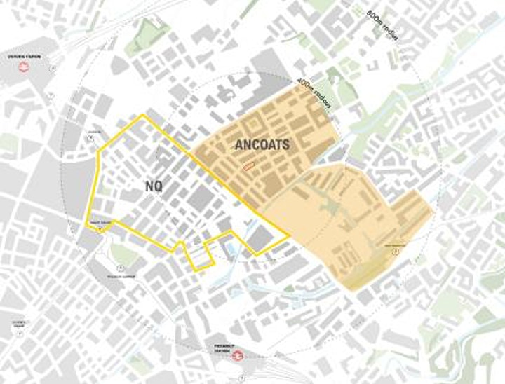 LI North West: The Future of Ancoats image