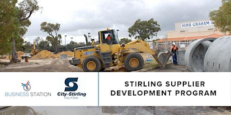 STIRLING - Supplier Development (Procurement) Program for Business tickets
