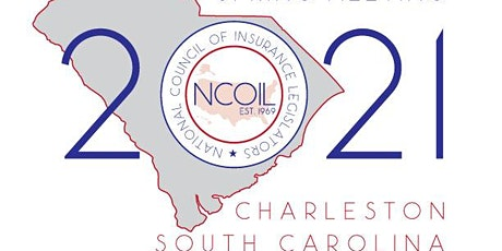 NCOIL 2021 Spring Meeting tickets
