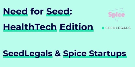 Need For Seed : HealthTech Edition tickets