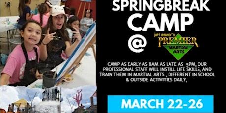 Spring Break Camp Pembroke Pines tickets