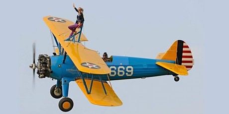 Maggie's London Wing Walking tickets