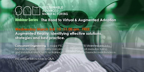 Augmented Reality: Effective manufacturing applications and business models tickets
