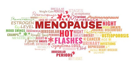 Menopause or just me: Symptoms of the menopause tickets