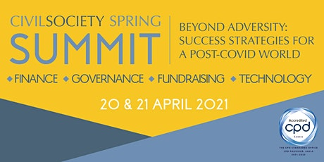 Civil Society Spring Summit tickets