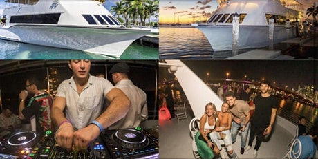 #MIAMI VIP YACHT PARTY tickets