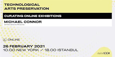 Curating Online Exhibitions entradas