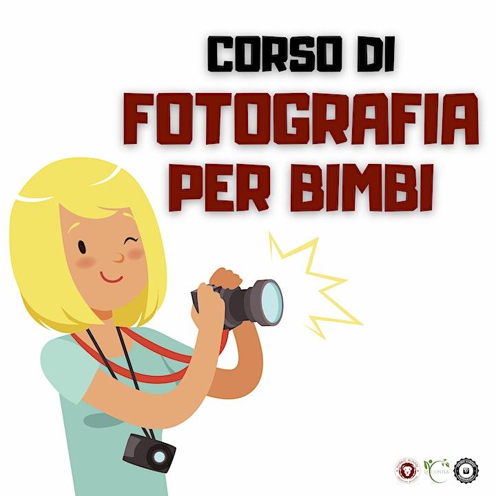 Immagine CORSO DI FOTOGRAFIA PER BIMBI A VERONA