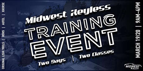 2021 Midwest Keyless March Training Event! tickets