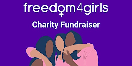 Freedom4Girls charity Fundraiser for International Women's day tickets