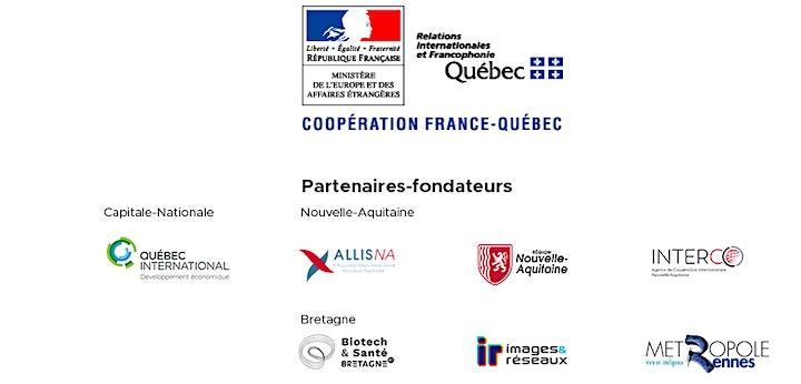Image pour Webinaire de lancement de la plateforme collaborative France2Quebec
