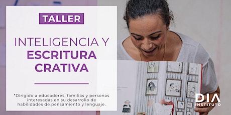 Taller: Inteligencia y escritura creativa tickets