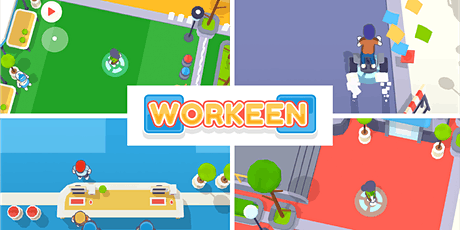 Webinar: The WORKEEN App: A Game for Labour Market Integration of Migrants tickets