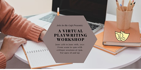 Virtual Playwriting Workshop tickets