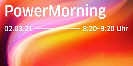 Power Morning - Talkreihe zu Sexismus & Medien Tickets
