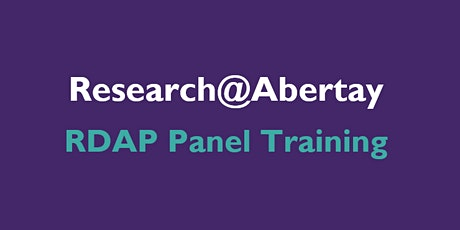 The Functions of the Research Degrees Assessment Panel tickets
