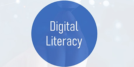 Digital Literacy 101 tickets