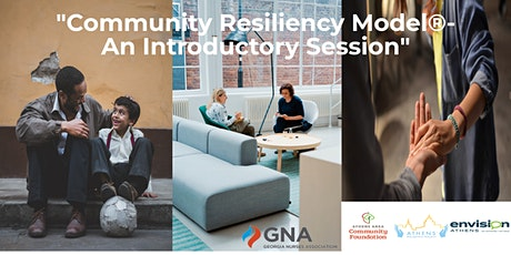 Community Resiliency Model®- An Introductory Session tickets