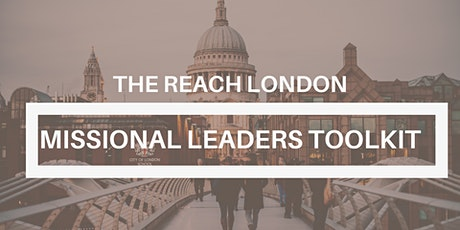 Missional Leaders Toolkit - FREE WEBINAR tickets