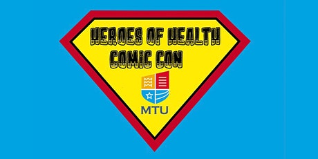 Heroes for Health Comic Con tickets