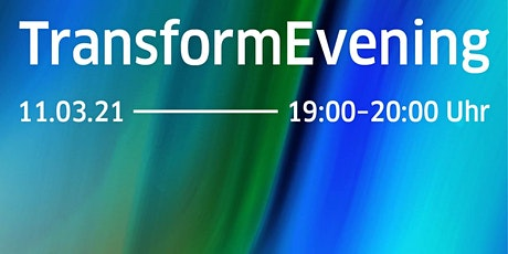 Transform Evening - Talkreihe zu Sexismus & Medien Tickets