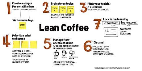 Vancouver Lean CoP - Lean Coffee tickets