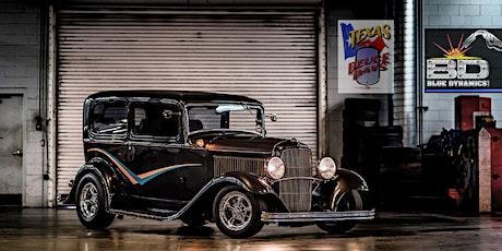 TexasDeuceDays Car Show & Rally 2021 Registration  tickets