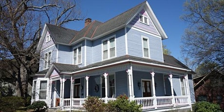 Mother's Day Weekend Historic Oakwood Neighborhood Walking Tour tickets