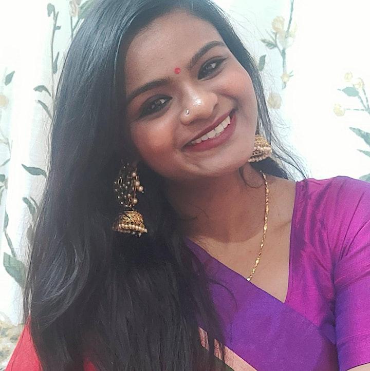 Indian Nritya Utsav Dance ONLINE with Madhuri Bhowmick image