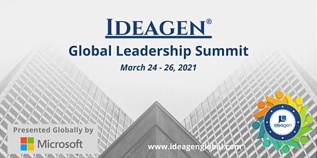 Ideagen Global Leadership Summit tickets