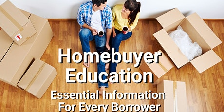 VIRTUAL  Homebuyers Education Class tickets