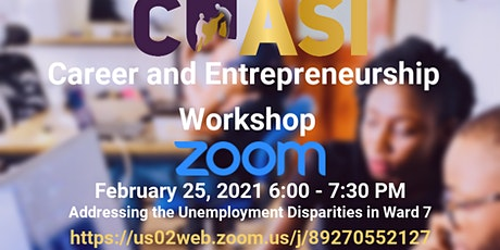 Career And Entrepreneurship Workshop tickets