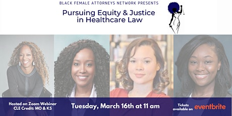 Pursuing Equity & Justice in Healthcare Law tickets