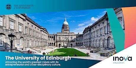 Estudia procesado de señal y sistemas de comunicaciones en Edimburgo entradas